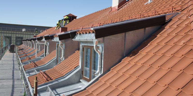 Oppussing av tak og loft